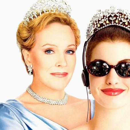 Досье: как Энн Хэтэуэй стала принцессой (и не только) 20 лет назад