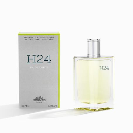 Новый аромат Hermes для Него