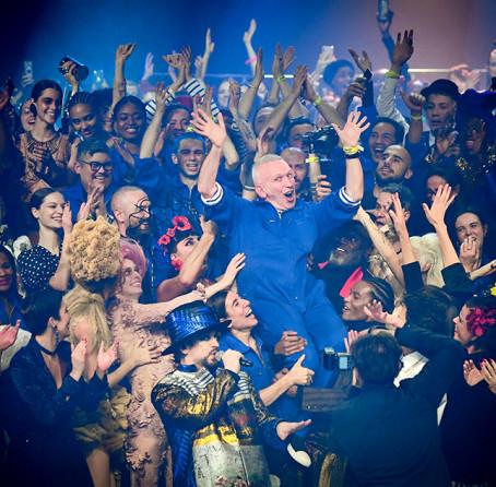 Апдейт: Jean Paul Gaultier анонсировал начало новой эры