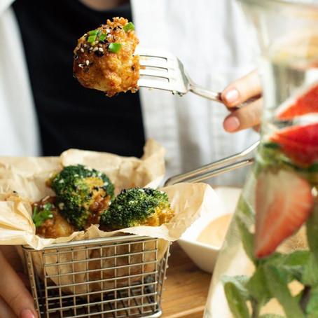 Общепит: где поужинать вегетарианцу в Москве?