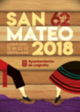 CARTEL SAN MATEO 2018