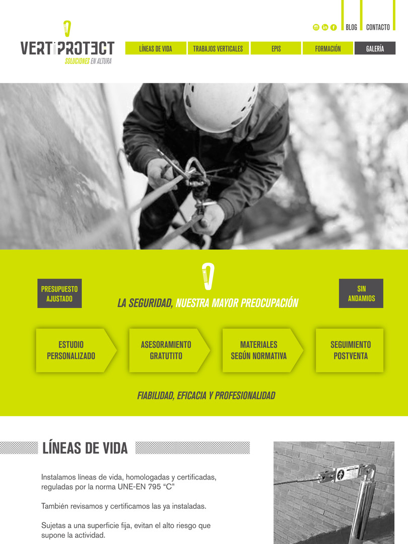 VERTIPROTECT WEB HOME