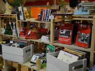 Musikbutikken eller da jeg genfandt glæden ved musik