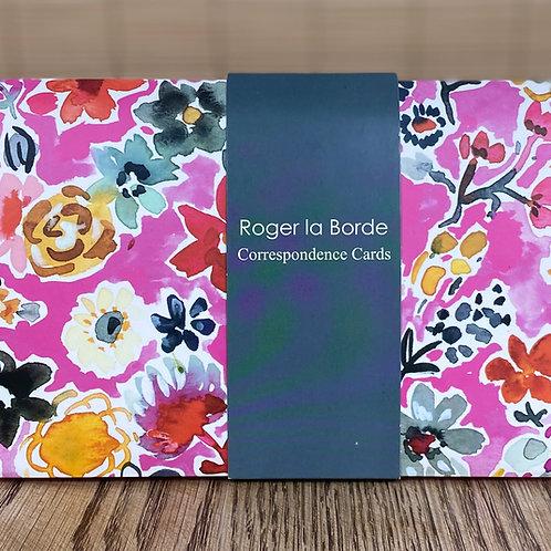 Roger La Borde Correspondence Cards