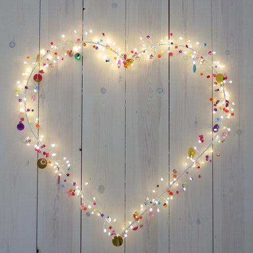 Folklore Heart Lighting