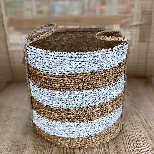 Shoeless Joe Laundry Basket