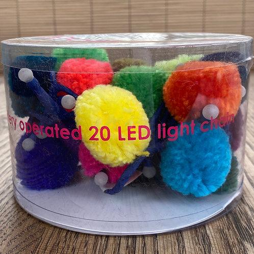 PomPom Galore LED Lights