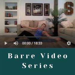 4 Mini Barre Videos