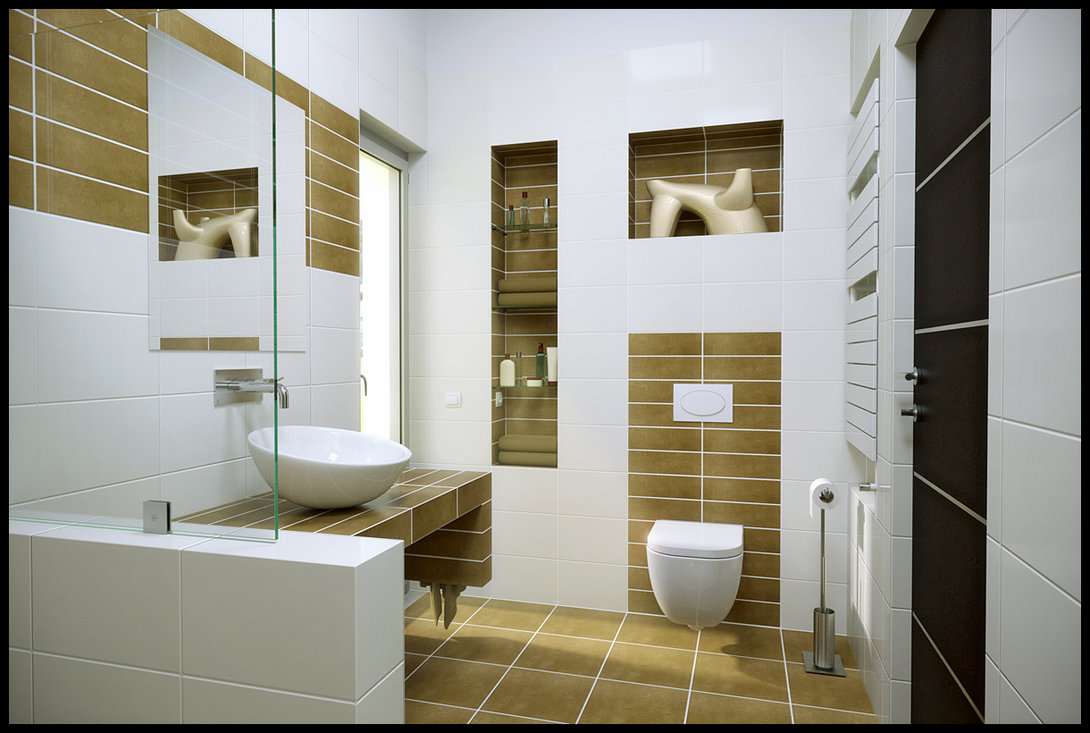 Simple-Modern-Small-Bathroom-Design-With-Additional-Decorating-Home-Ideas-with-Modern-Small-Bathroom