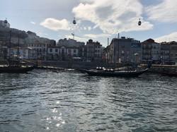 Porto from the Douro01