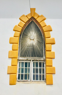 Catholic Church Window