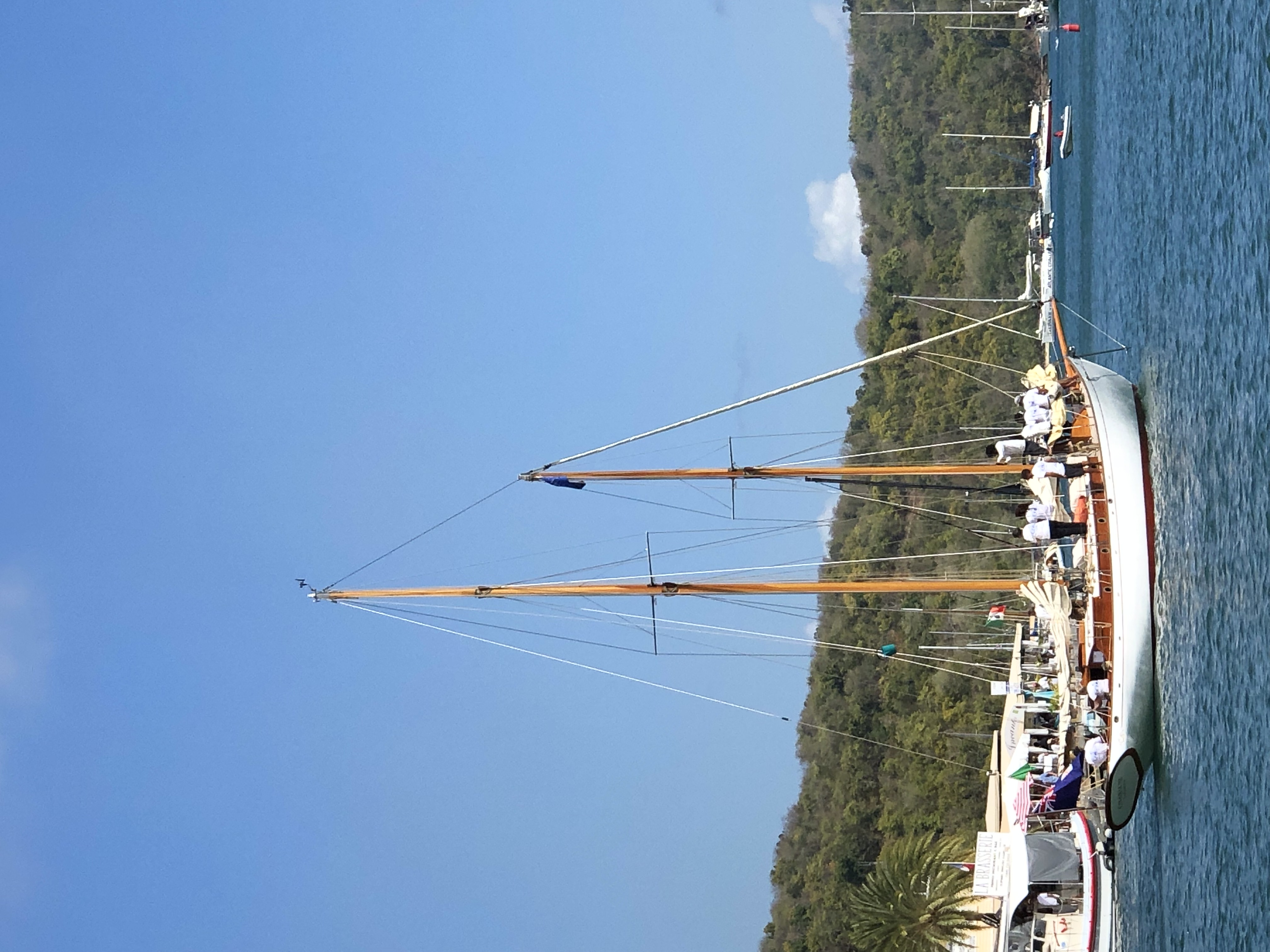 Charm III - Anguilla Staysail Schooner