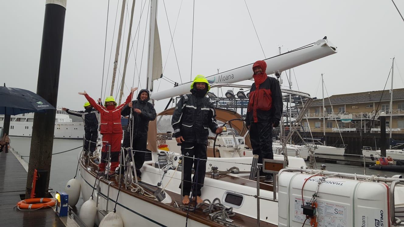 Southampton Rainy Start