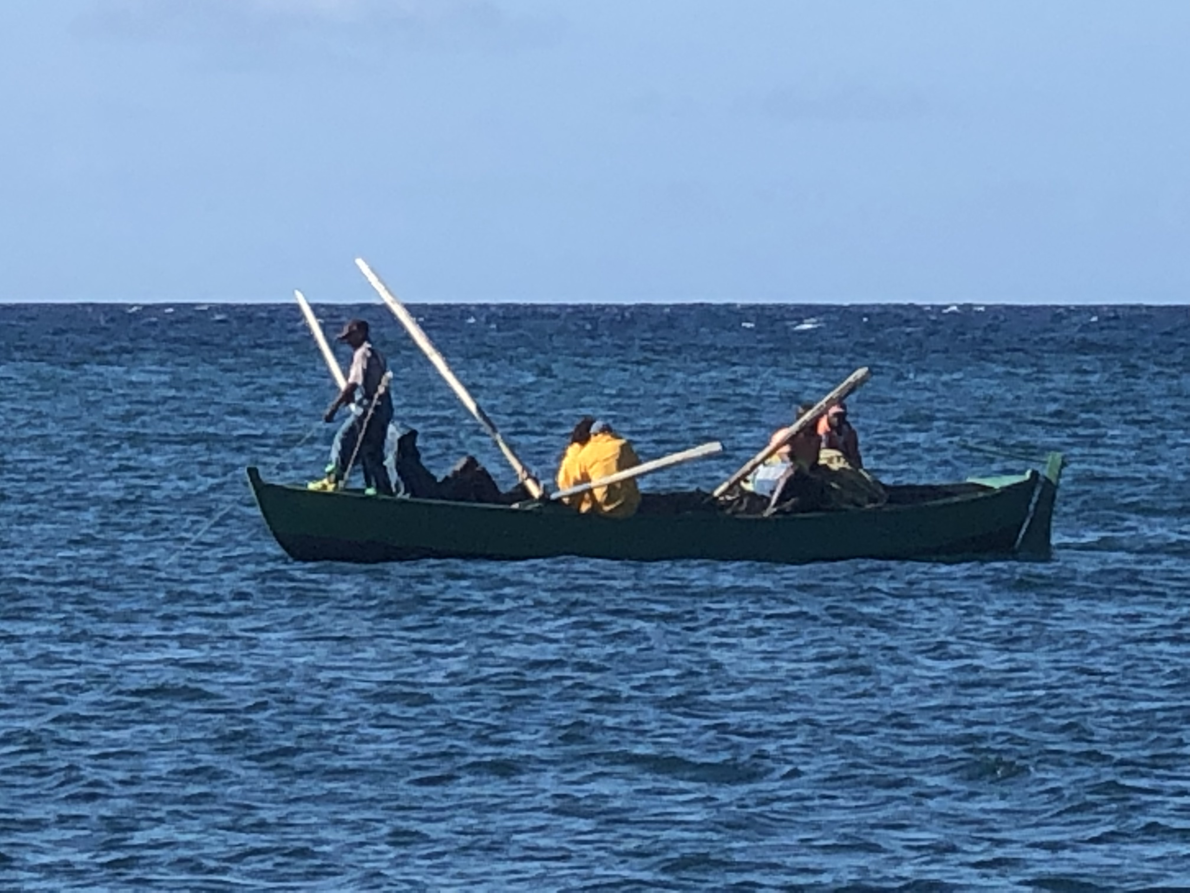 Whalers Preparing in Friendship Bay