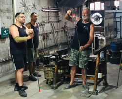 Glass Blowers at Work02