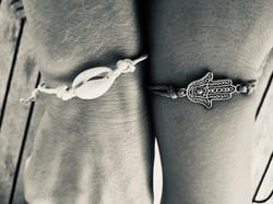 Jo & Freddie's bracelets