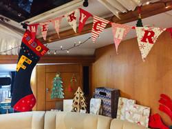 Christmas Corner on Moana
