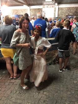 Dancing in Mindelo