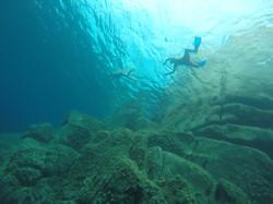 Rock Snorkelling at C Di Brija