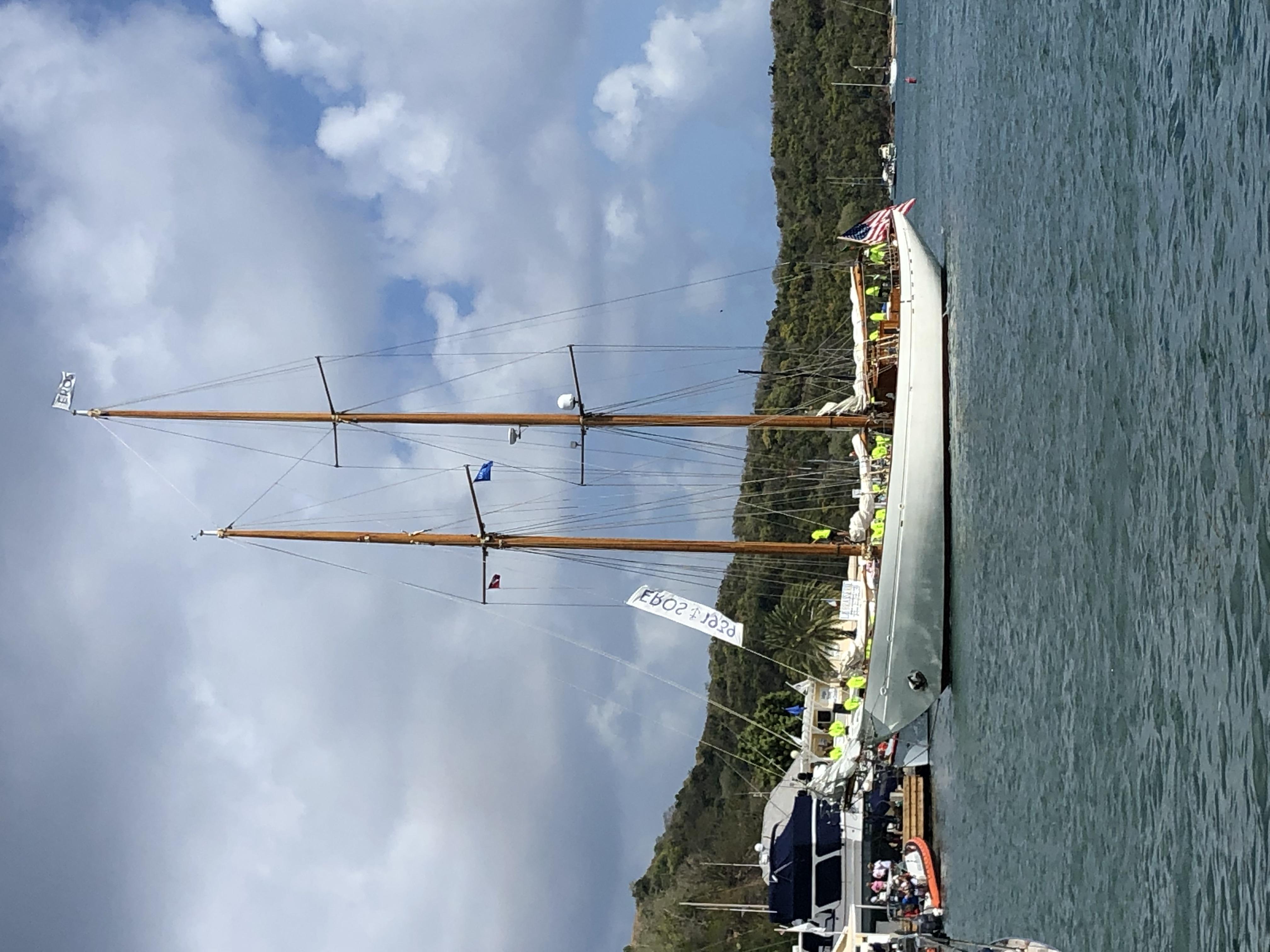 Eros - 103ft Staysail Schooner