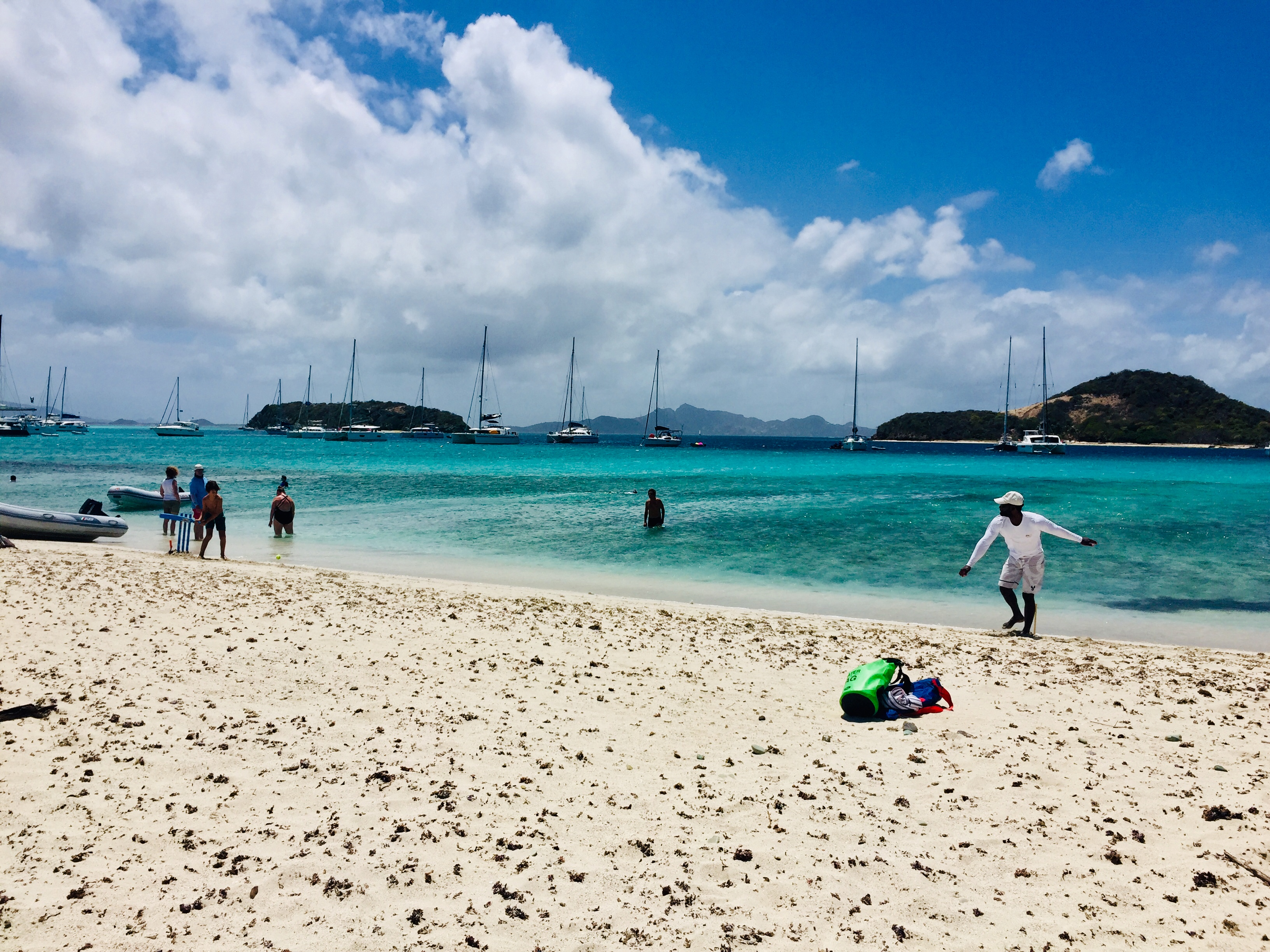 Cricket on the Cays