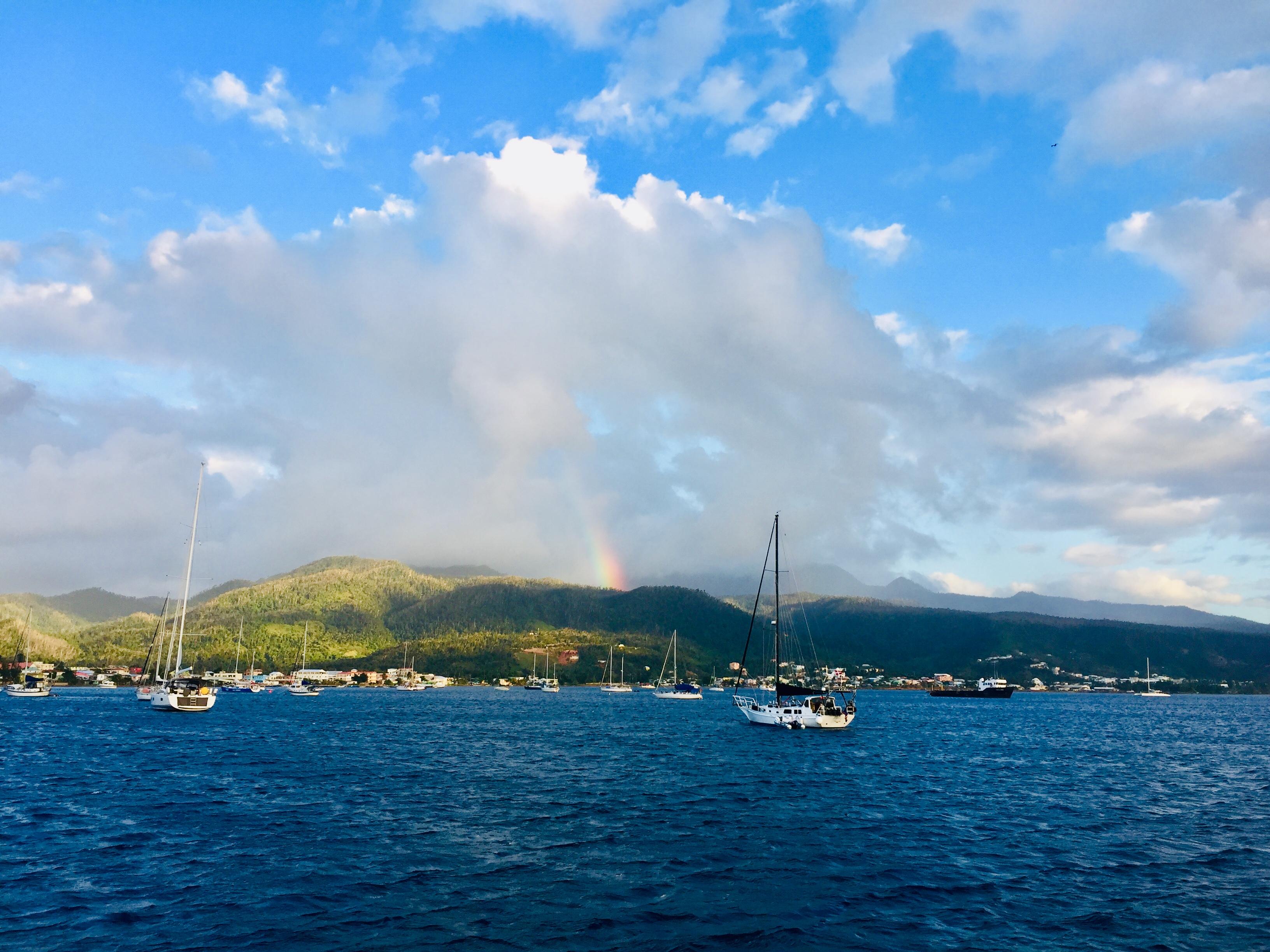 SW Martinique