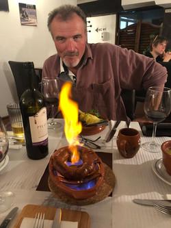Sausage on Fire, Ponta Delgada