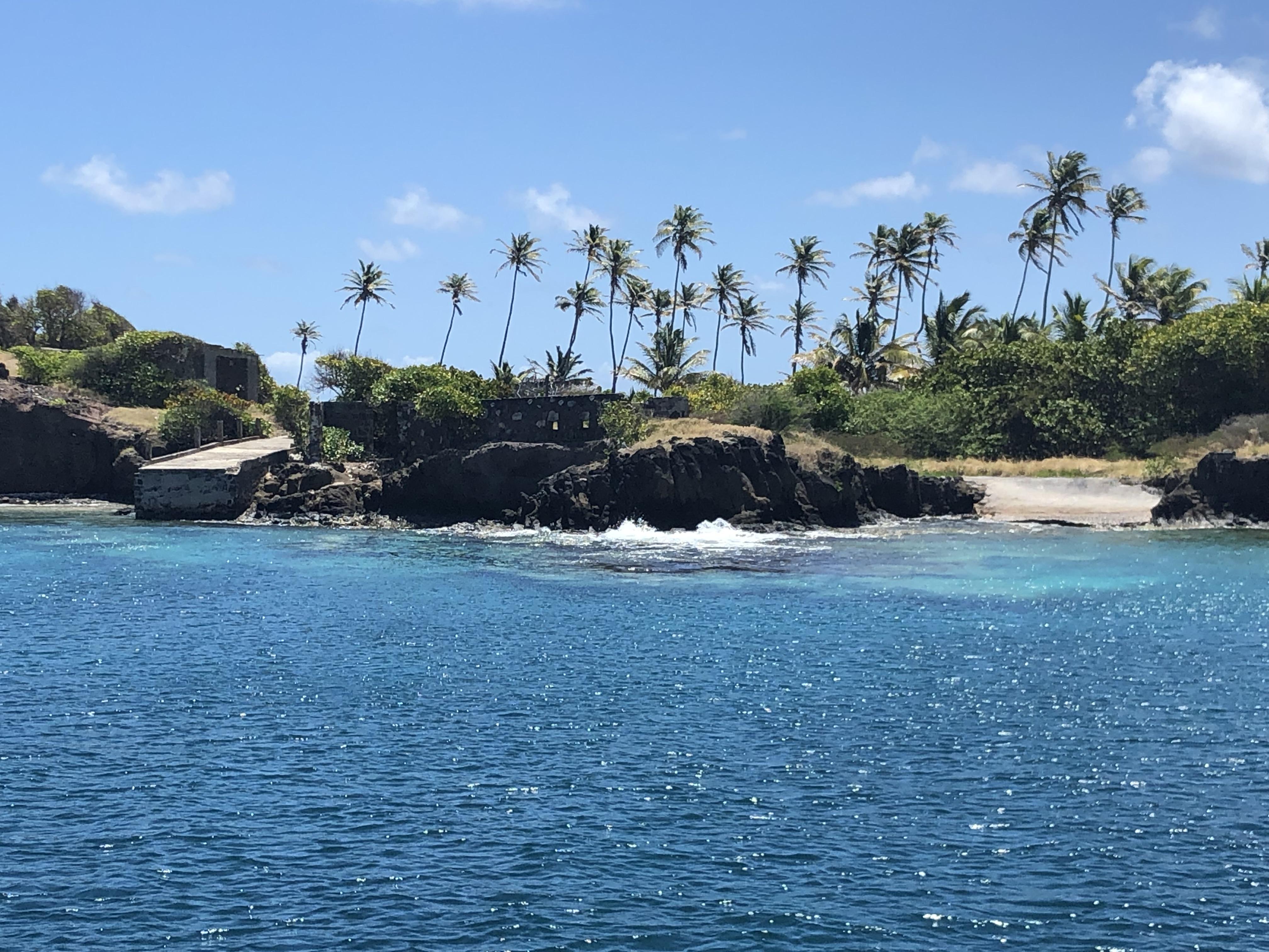 Petit Nevis Whaling Station
