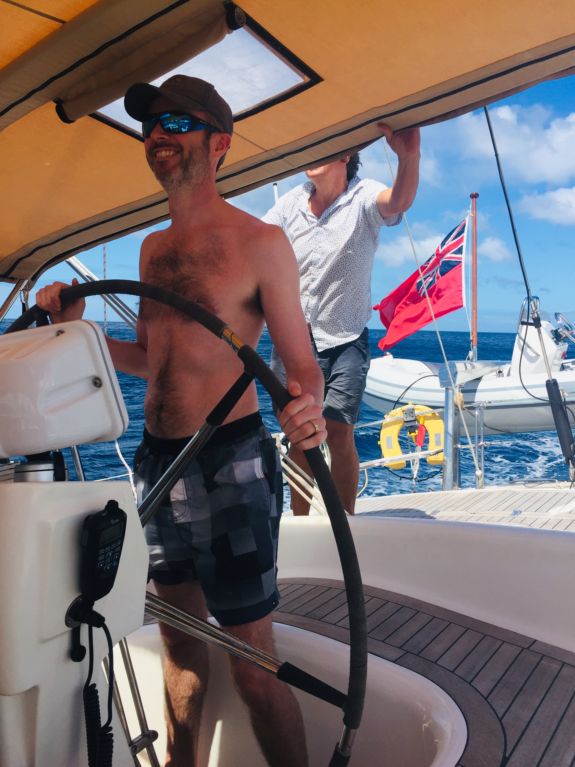 Rob Helming to Soufriere