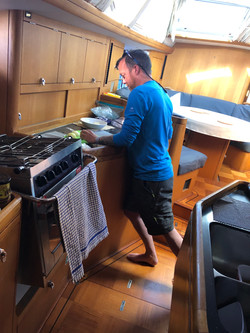 Rich - the Galley Challenge