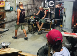 Glass Blowers at Work01