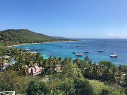View of Britannia Bay - Mustique