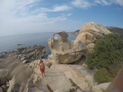 Rocks at C Di Brija
