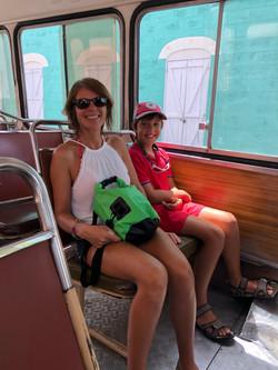 Reggae Bus to Bridgetown