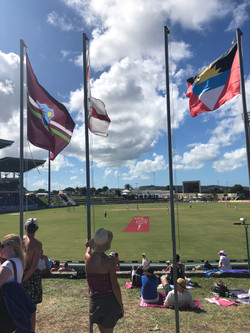Windies England Antigua