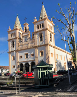 Cathedral in Terceira
