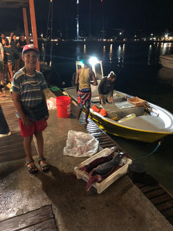 Fishermen return to Falmouth