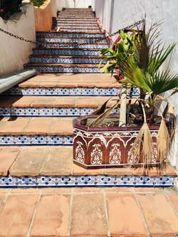 Spanish Steps!