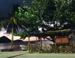 Gros Inlet Sunset