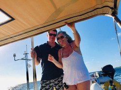 The Perfect Sailing Couple