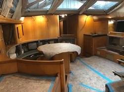 2018 05 Saloon refurbishment