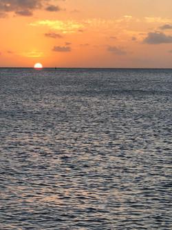Britannia Bay Sunset