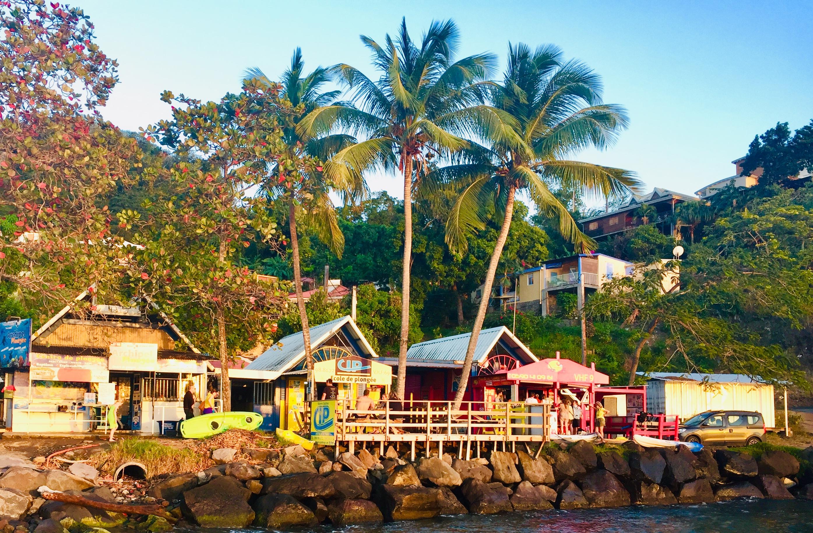 Pigeon Island - Guadeloupe