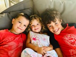LaDiala and Moana Kids