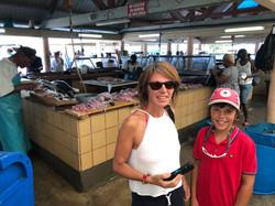The Fish Market in Bridgetown