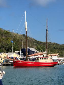 Vendia - Danish Fishing Boat