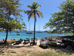 Britannia Bay Mustique