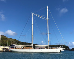 Rhea - Staysail Schooner