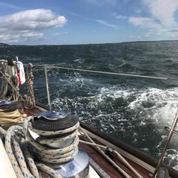 Open Sea ahoy