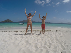 Livin' the Dream on a deserted Islet